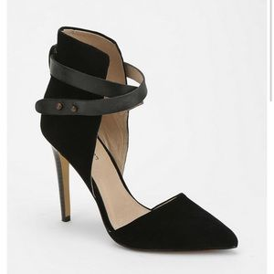 Joe's Jeans Laney Ankle-Wrap Pump